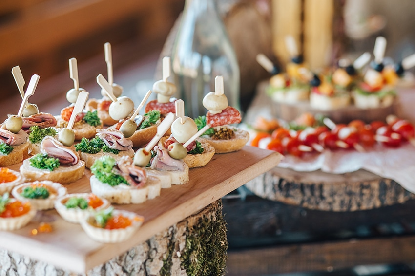 Wedding Caterers Kent County MD
